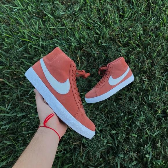 """Nike Blazer Mid SB """"Dusty Peach"""""""